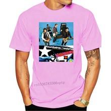 T-Shirt per adulti pesante in cotone pesante per fontane di Wayne alternativa Rock