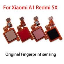 Для xiaomi mi 5x / a1 Мобильный телефон Аксессуары датчик отпечатков