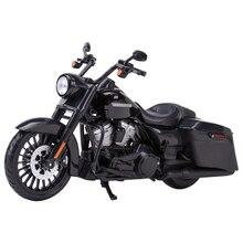 Maisto 1:12 2017 כביש מלך Speclal למות יצוק כלי רכב אספנות תחביבים צעצועי דגם אופנוע
