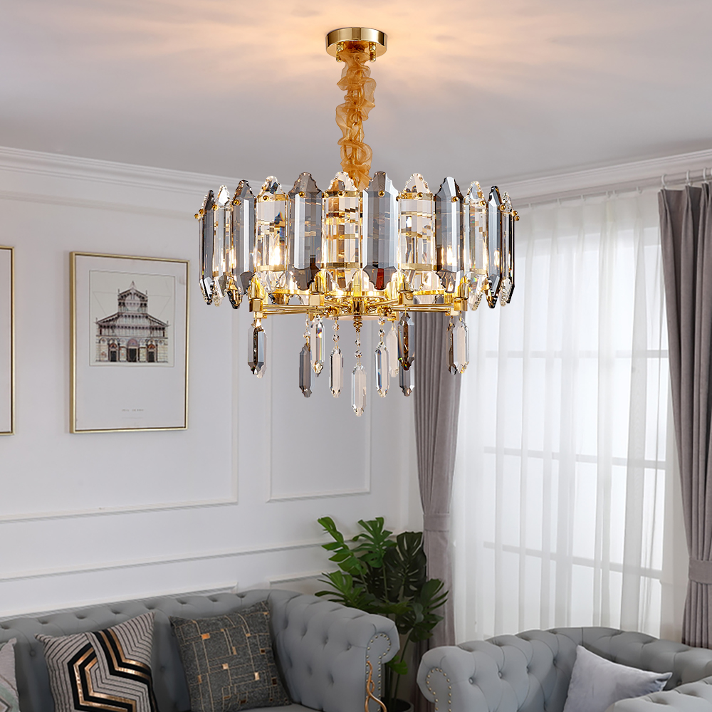 Luxury Crystal Chandelier New