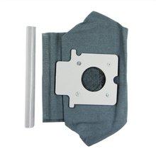 5 шт моющиеся нетканые мешки для пылесоса многоразовые пыли