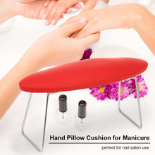 Дизайн ногтей подушки для рук для ногтей подлокотник подушка держатель Профессиональный Маникюр маникюрный салонный инструмент