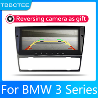 Car Android System 1080P IPS LCD Screen For BMW 3 Series E90E91E92E93 2004~2013 Car Radio Player GPS Navigation BT WiFi AUX