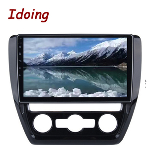 "Image 2 - Idoing 10.2""4G+64G Octa Core Car Android Radio Vedio Multimedia Player Fit VOLKSWAGE 2011 2015 2.5D IPS DSP GPS Navigation"