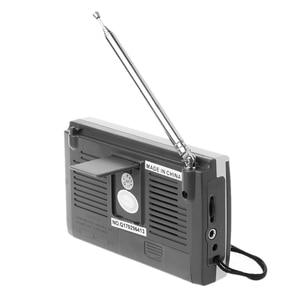Image 2 - KK 9803 FM/MW/SW1 8 Full 10 Band Hi Sensitivity Radio Receiver With Folding Kickstand