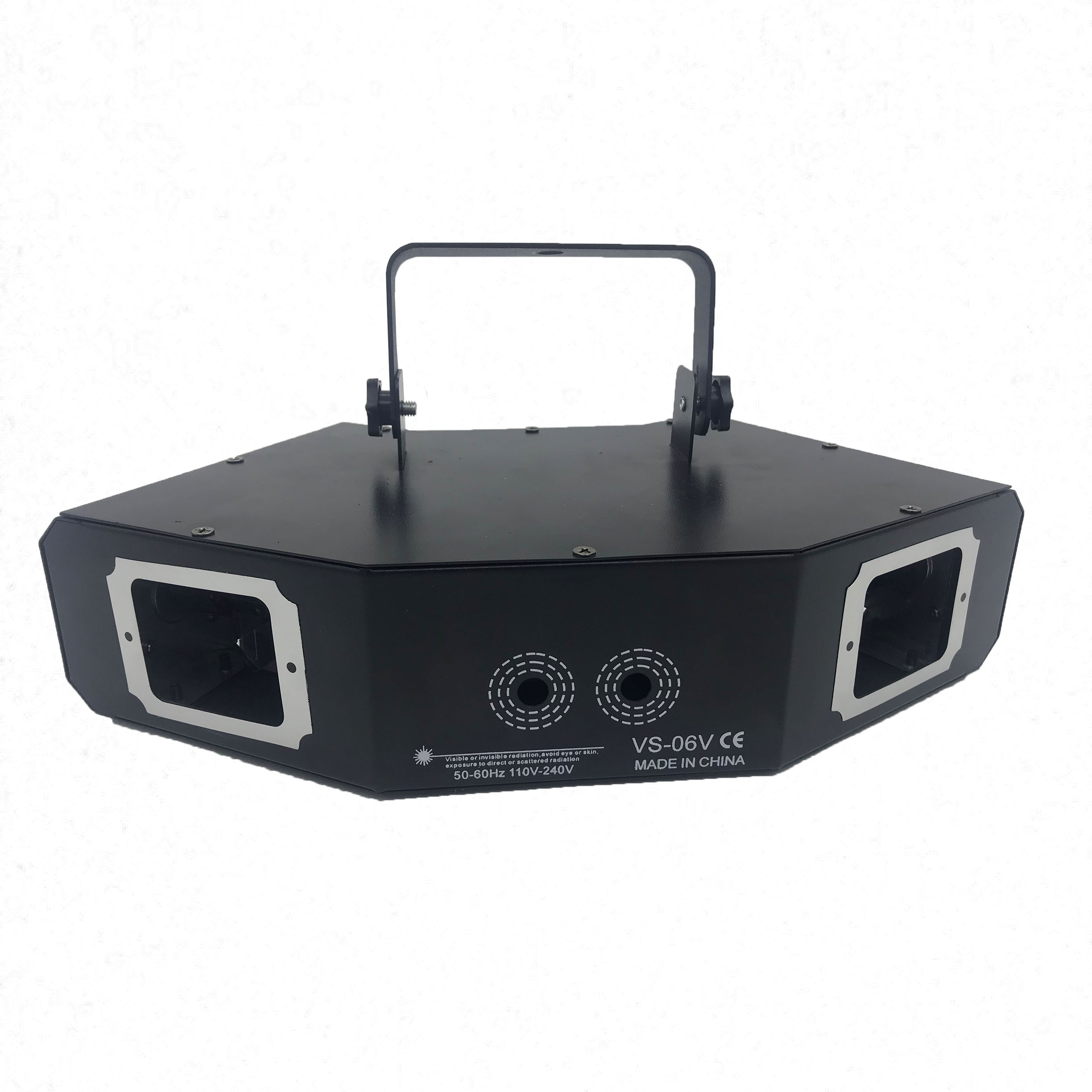 Disco Laser Light RGB Full Color Beam Light Dj Effect Projector Scanner Laser Stage Lighting JSEX