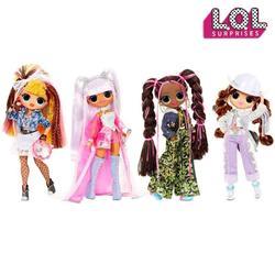 L.O.L. Surprise O.M.G. Remix волос флип куклы Лоунстар Китти K Honeylicious поп B.b. С музыкой Poupee сюрпризы куклы, игрушки для детей