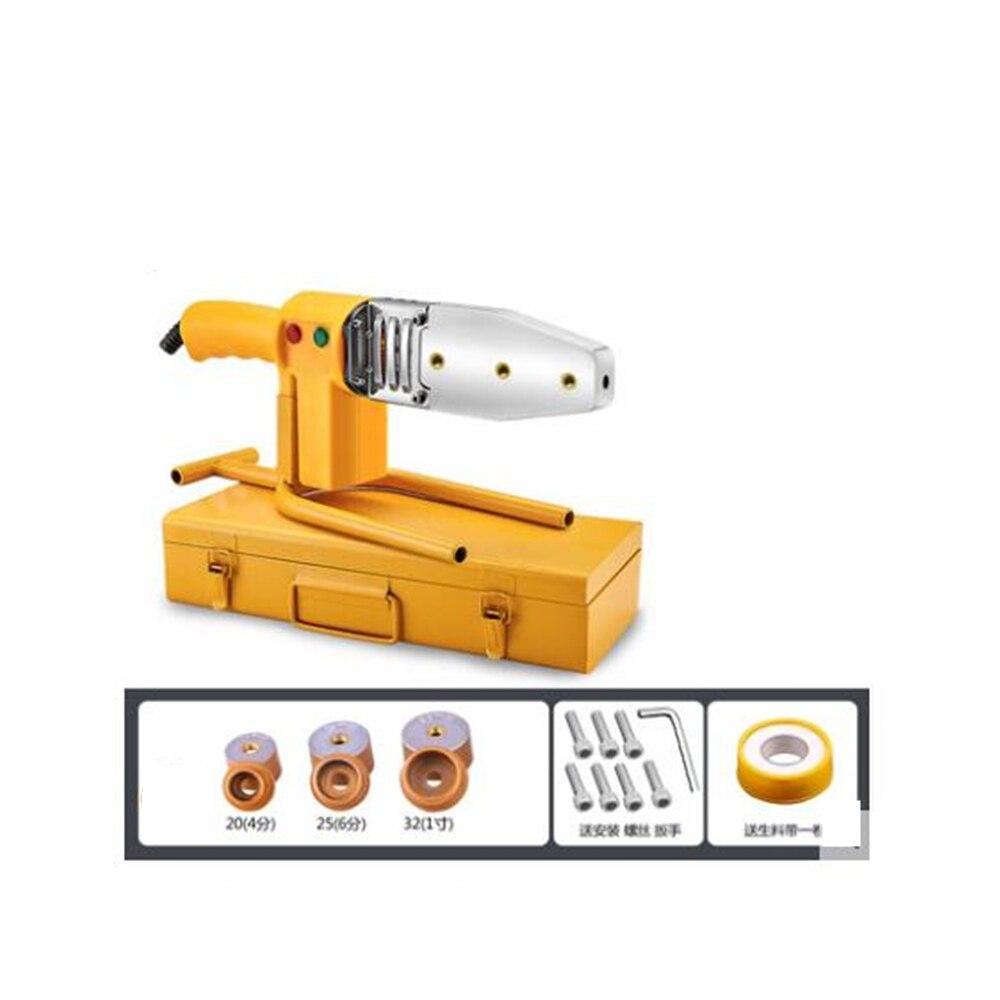 Heat Melt Machine Water Torsion Welding Temperature Constant Type PPR Machine Melt Hot Pipe Container Hot