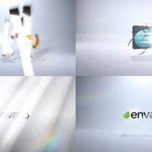 Crystal Bell Flares Corporate Logo Pack - Download Videohive 8753727