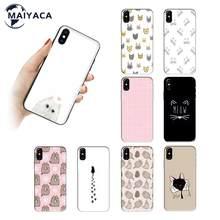 Popolar luxo gatos bonitos capa de telefone móvel para huawei honor 8 8e 8x9 lite 10 10i lite 20 20i 30 pro v30 pro