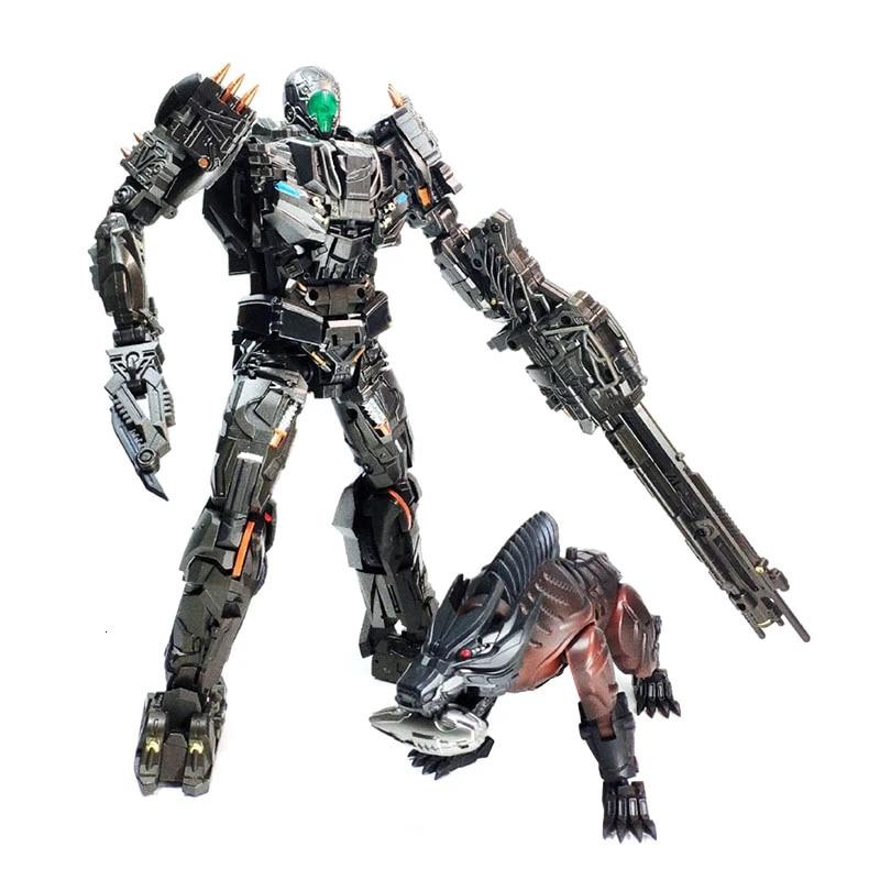 New Chameleon BSL-01 Movie Version Hell Dog Deformation Toy KO UT Action Figure