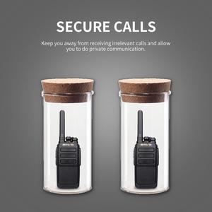 Image 4 - 10 ps retevis rt28 portátil walkie talkie vox mãos livres ctcss/dcs usb de carregamento frequência ultraelevada portátil rádio de 2 vias comunicador