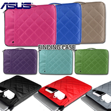 Checkered Anti-fall Laptop Sleeve Bag Notebook Case for ASUS ZenBook/ZX553VD Scratch Resistant Travel Convenient Computer Bag