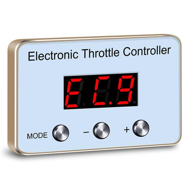 Car Electronic Throttle Controller Car Accessories Accelerator Commander Booster for MERCEDES BENZ SPRINTER NCV3 / W906 2006+