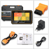 Foxwell GT60 Android Tablet Full System Scanner Support 19+ Special Functions Oil/EPB/Reset/DPF/BMS/Injector/Coding