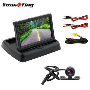 YuanTing Car Backup Camera and 4.3