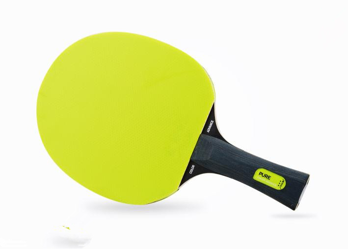 STIGA Pure Color Advance Series Table Tennis Racket 5 Ply Blade Double Pimples-in Rubber Ping Pong Rackets