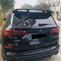 ABS Материал спойлер на крышу для BMW X5 G05 2019 праймер Цвет Внешний задний спойлер задний багажник загрузки крыло украшение автомобиля стиль