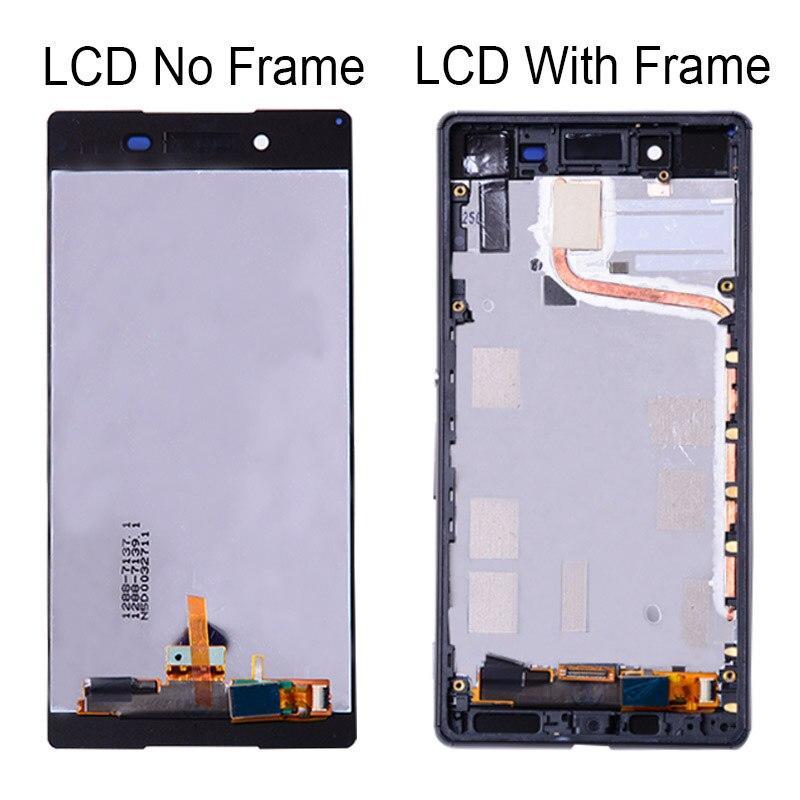 LCD d'origine pour SONY Xperia Z4 écran tactile avec cadre pour SONY Xperia Z3 Plus écran LCD de remplacement E6533 E6553