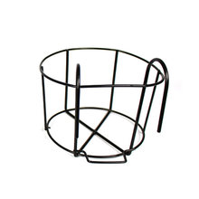 Garden Plant Ornaments Pot Holder Indoor Outdoor Iron Hanging Balcony Flower Rack Frame Round Stand(China)