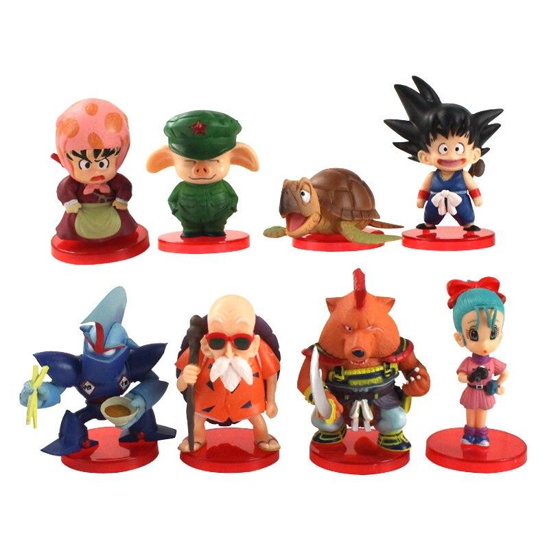 Anime Figure PVC Dragon Ball Son Goku Action Figure Japan