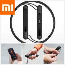 Xiaomi Smart Speed Jump Rope Professional Skipping Rope MMA Boxing Fitness Skip Workout Training Sports Fat Burning Xiomi Rope