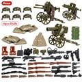 Oenux новая мировая война 2 мини немецкие камуфляжные солдаты фигурки военные маленькие строительные блоки Второй мировой войны немецкие арм...