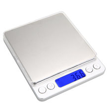Цифровые весы 500 г/001 г точные для ювелирных изделий кухонные
