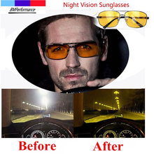 Солнцезащитные очки с антибликовым покрытием для вождения хамелеон