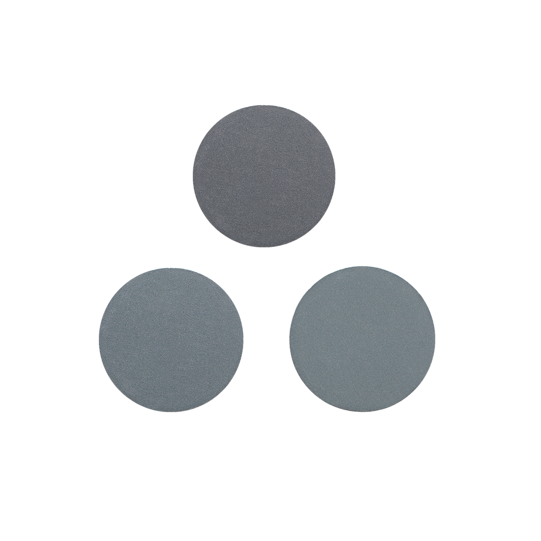 uxcell 60 Pcs 1-Inch Hook and Loop Sanding Disc Wet/Dry Silicon Carbide 1000/1200/1500 Grit Assorted for Polishing Furniture