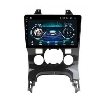 2 din android Audio Radio GPS Quad Core multimedia system video stereo For  Peugeot 3008 2009 2010 2011 2012 2013 2014 2015