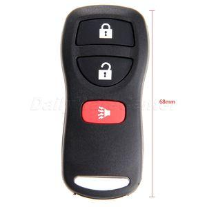 Image 2 - Carcasa de Control remoto de coche de 3 botones 28268 5W501 de repuesto sin llave para Nissan kbrestu15 315Mhz