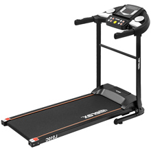 Easy Assembly Folding Electric Treadmill Motorized Running Machine folding running training gym home exercise fitness equipment