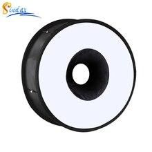 45 centimetri Anello Softbox Speedlight Rotondo di Stile Flash di Luce Sparare Soft box Pieghevole Morbida Flash Diffusore di Luce Per DSLR Canon nikon
