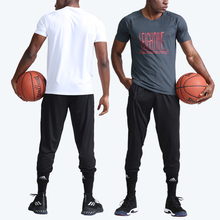 Basketball T shirt Sport Men Running Dry Fit Quick Training Fitness Gym Breathable Sports Fashion Shorts Sleeve Tee