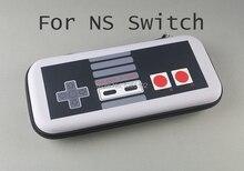 Paquete de protección de patrones para Nintendo Switch, 8 Uds., bolsa de almacenamiento de Estuche portátil dura EVA, caja de bolso de mano