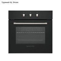 Bulit in Oven electric Zigmund & Shtain EN 106,511 B Home Appliances Major Appliances Bulit in Ovens
