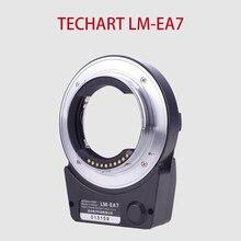 TECHART LM-EA7 адаптер для объектива Кольцо с автофокусом для объектива камеры Leica M для камеры sony NEX A7RII A6300 A9 A7SII