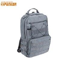 Mükemmel ELITE SPANKER taktik Molle sıvı alımı sırt çantası taktik sırt çantası açık sıvı alımı sırt çantası yelek çanta