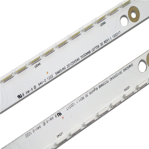 Image 5 - جديد 2 قطعة LED الخلفية شريط مصابيح ل UE40ES6530 UE40ES6800 UA40ES6100 2012SVS40 7032åb ثلاثية الأبعاد R2GE 400SMB R3 BN96 21712A 711A
