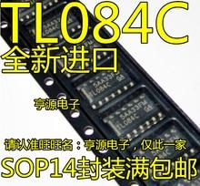 10 шт. TL084C TL084CDR SOP14