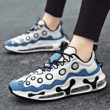 Men Casual Shoes New Lace-up Classic Trend Jogging Shoes Men Fashion Sneakers Outdoor Fitness Men Vulcanize Shoes Big Size