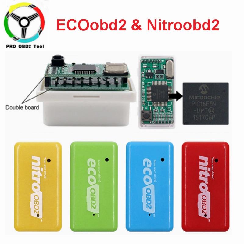 15 Fuel Save EcoOBD2 For Benzine Petrol Gasoline Cars Eco OBD2 Diesel NitroOBD2 Chip Tuning Innrech Market.com