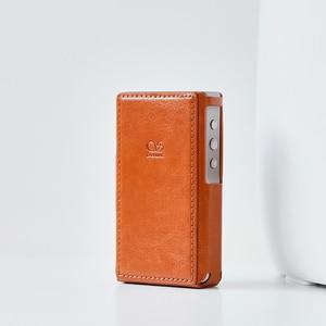 Image 3 - SHANLING M2x עור מקרה מקורי מגן כיסוי עבור Shanling M2x HIFI נייד MP3 נגן