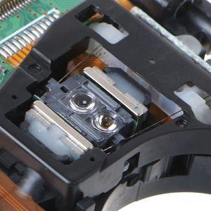 Image 3 - Двойная головка оптического объектива, замена для PS3, игровой консоли, белая, 95AD