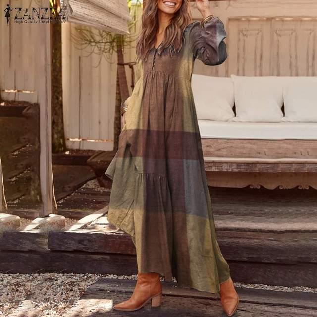 beautiful long dress, casual but sweet 2