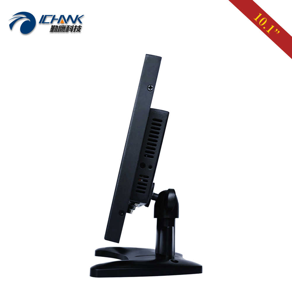 ZB101TN-59H/10,1 pulgadas 1920x1200 IPS pantalla 1080p altavoz incorporado carcasa de Metal POS caja registradora VGA HDMI PC Monitor LCD