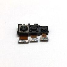 Grande câmera para huawei p30 lite voltar módulo de câmera traseira cabo flex reparação parte