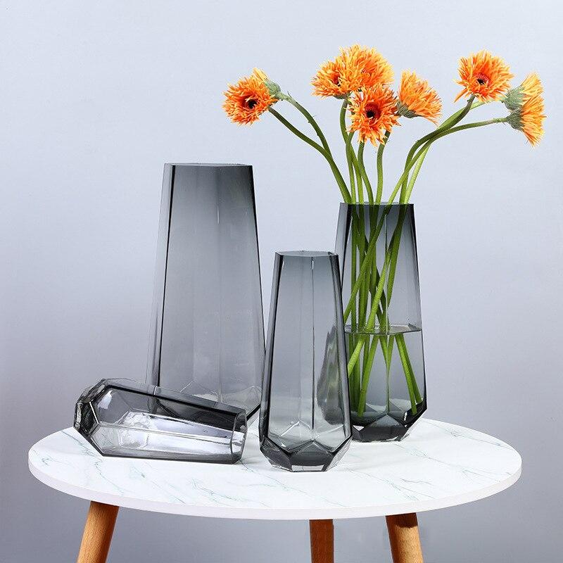 Высокое качество, стеклянная ваза, сказочное украшение сада, художественные вазы, держатель для растений, гидропоника, ваза для цветов, укра