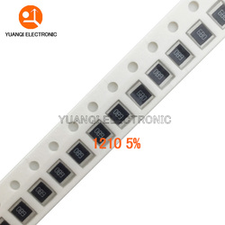 100pcs 1210 5% SMD resistor 1/2W 200R 220R 240R 270R 300R 330R 360R 390R 430R 470R 200 220 240 270 300 330 360 390 430 470 ohm